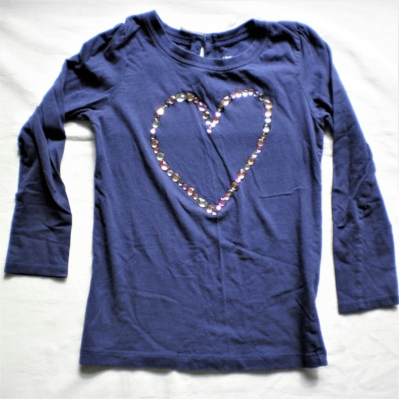 Carter's Other - Girls Long sleeve tee New condition